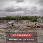 Time-Lapse Progress for Works at Dundrum Walled Garden for Marlet